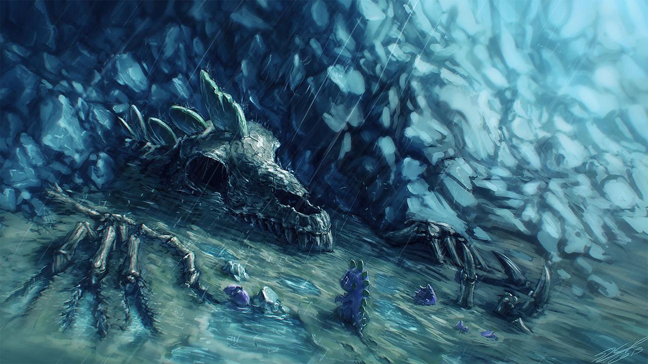 Spike's Origin