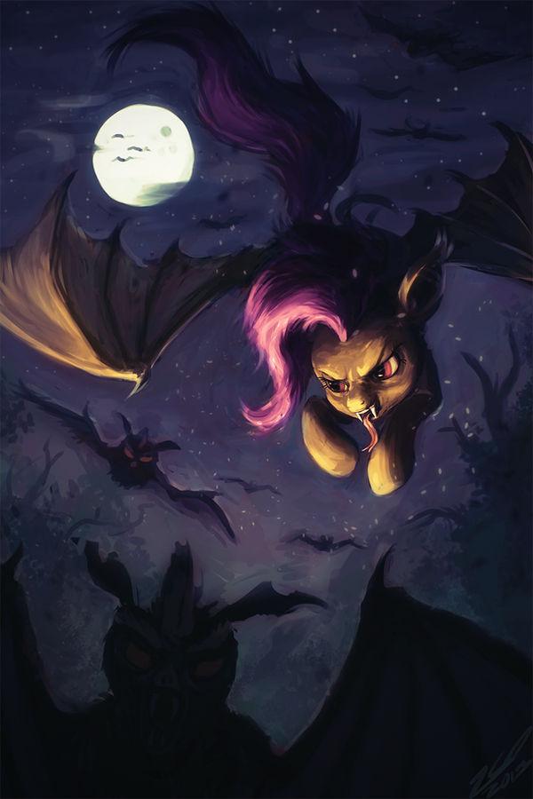 A Bat Bat Pony