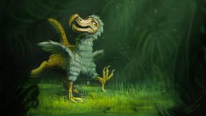 Dodo on, little Gryphon