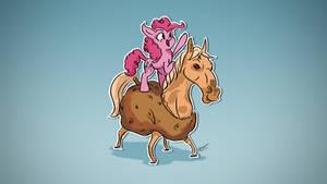 Pinkie and the Taterhorse