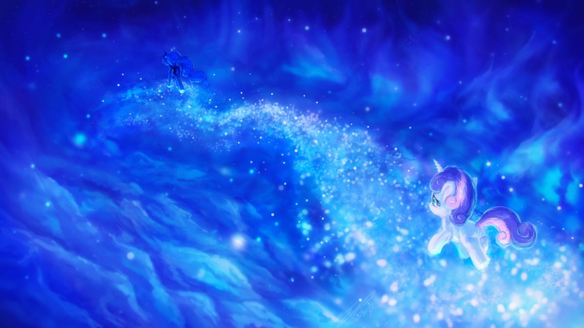 Dreamscape Belle by AssasinMonkey