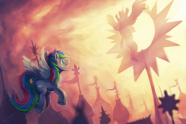 The Colors of the Sun by AssasinMonkey