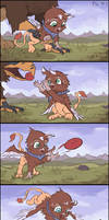 Little Gryphy #01 - FCW Short Story