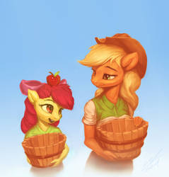 Apple Buckets