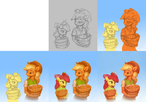 Apple Buckets [WIP]