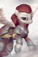 Pegasus Sanguine by AssasinMonkey