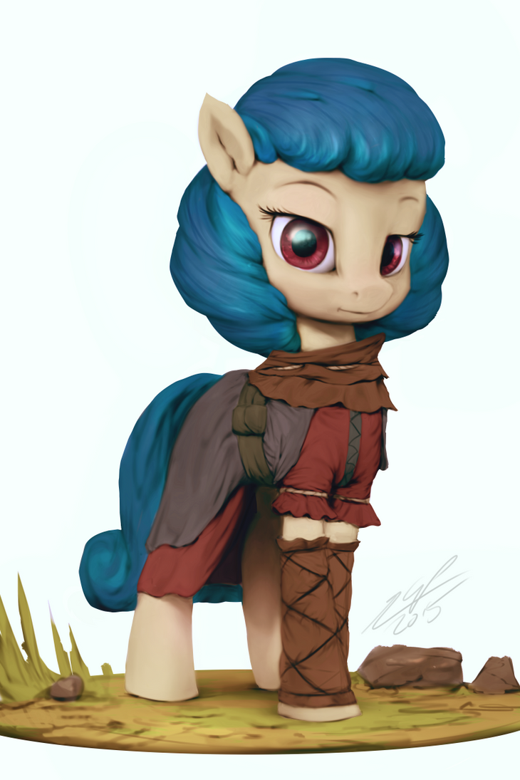 Equus Terrae by AssasinMonkey