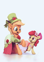 Plus Apples by AssasinMonkey