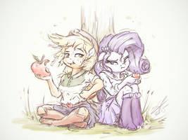 How you like them apples?! by AssasinMonkey