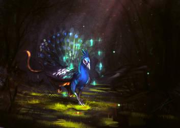 Peafowl Blues