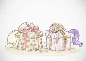 My Little Gifts by AssasinMonkey
