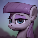 Just Maud at you
