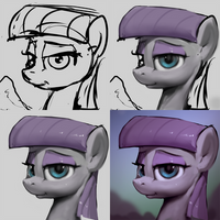 Just Maud at you [WIP]