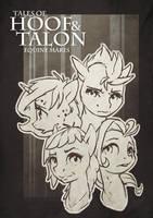 <b>Mares Of Hoof And Talon (Mockup Cover)</b><br><i>AssasinMonkey</i>