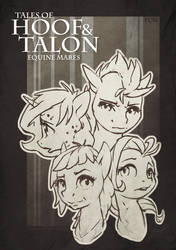 Mares of Hoof and Talon (Mockup cover)