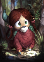 Forest Yona by AssasinMonkey