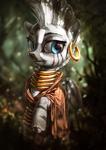 Forest Stripes by AssasinMonkey