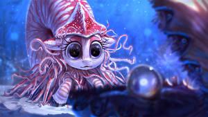 Underwater Shiny