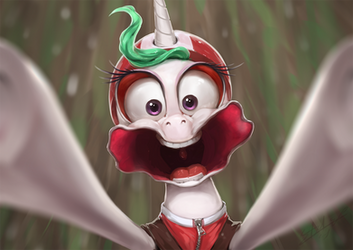 Zipping Celestia by AssasinMonkey