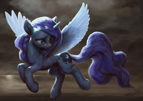 Flight of Luna