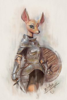 The Fawn of War