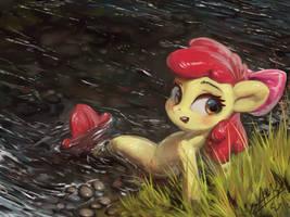 Smaller Water Apple Pony