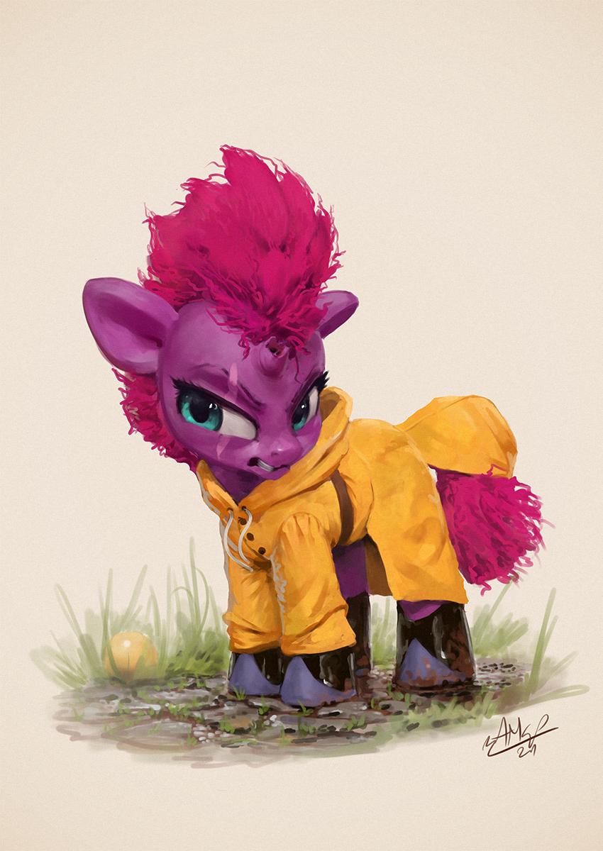 Little Tempest Raincoat