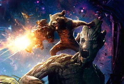 Groot Rocket Sig by KirLinx