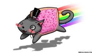 Nyan Cat! by blackyball22