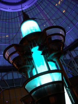 Casino Indoor Water Feature