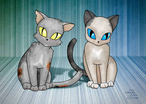Mawiisama's whatevcats