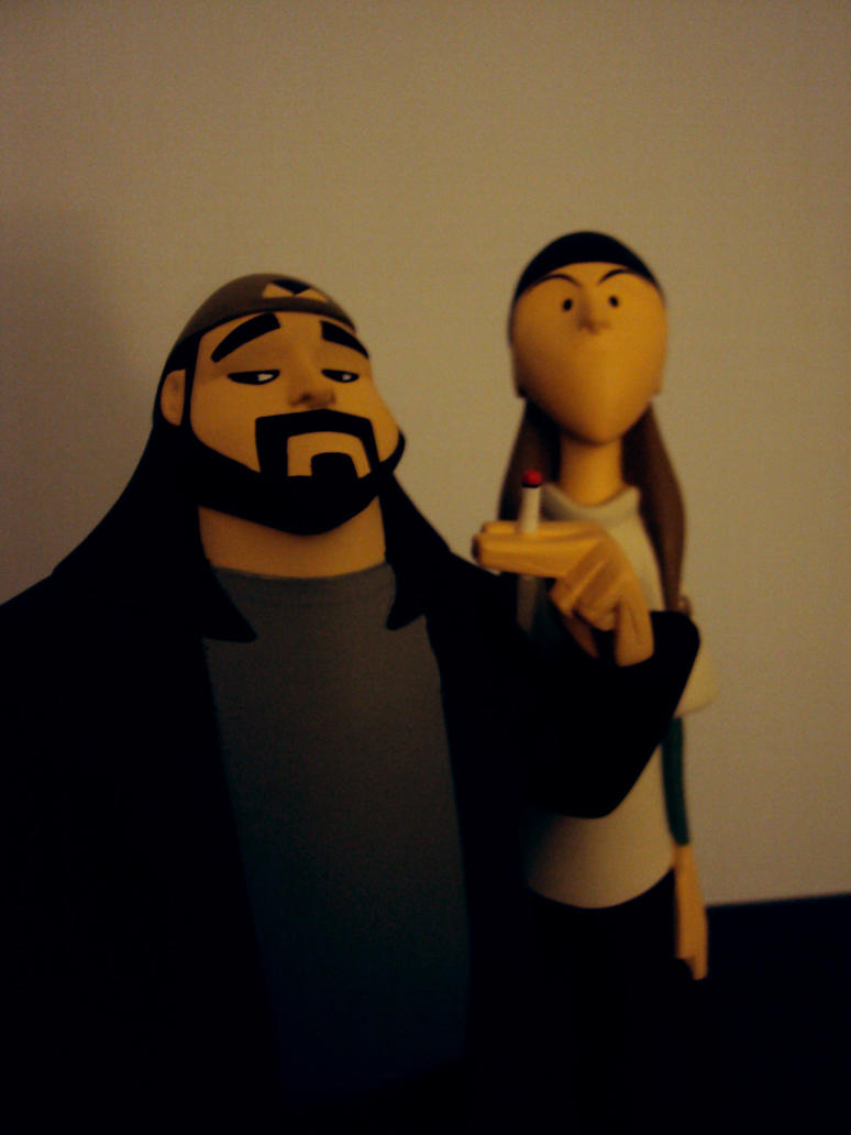 Jay and Silent Bob by NintendoRev