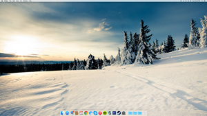 Desktop Screenshot December by NintendoRev