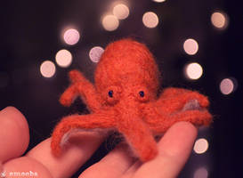 Plushie Octopus by Emoeba