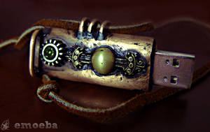 Steam Powered Memory by Emoeba