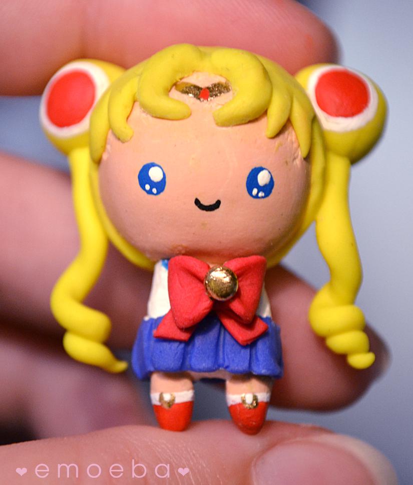 Little Sailor Moon by Emoeba