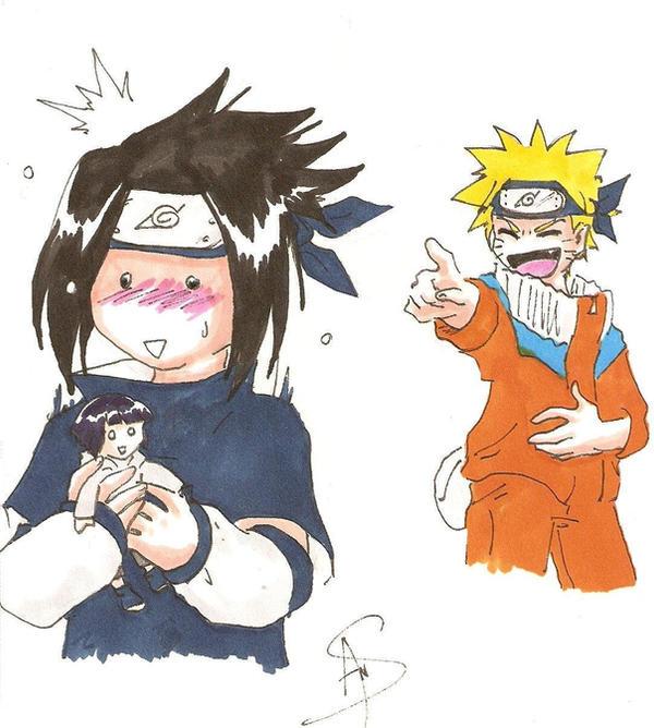 + Sasuke wuvs Hinata + by Divine-Nataku