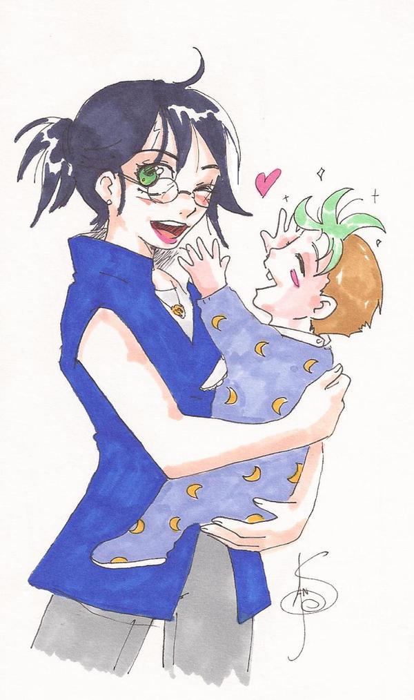 GwL: I'm a Godmother by Divine-Nataku