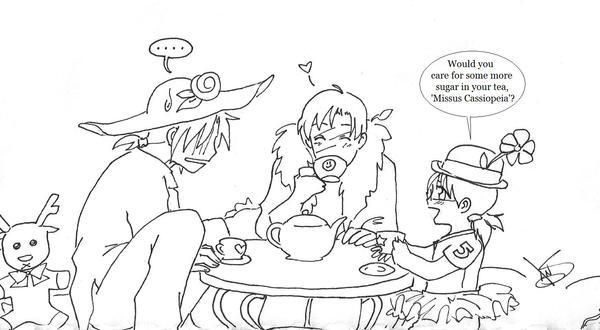 GwL: A Fancy Affair by Divine-Nataku