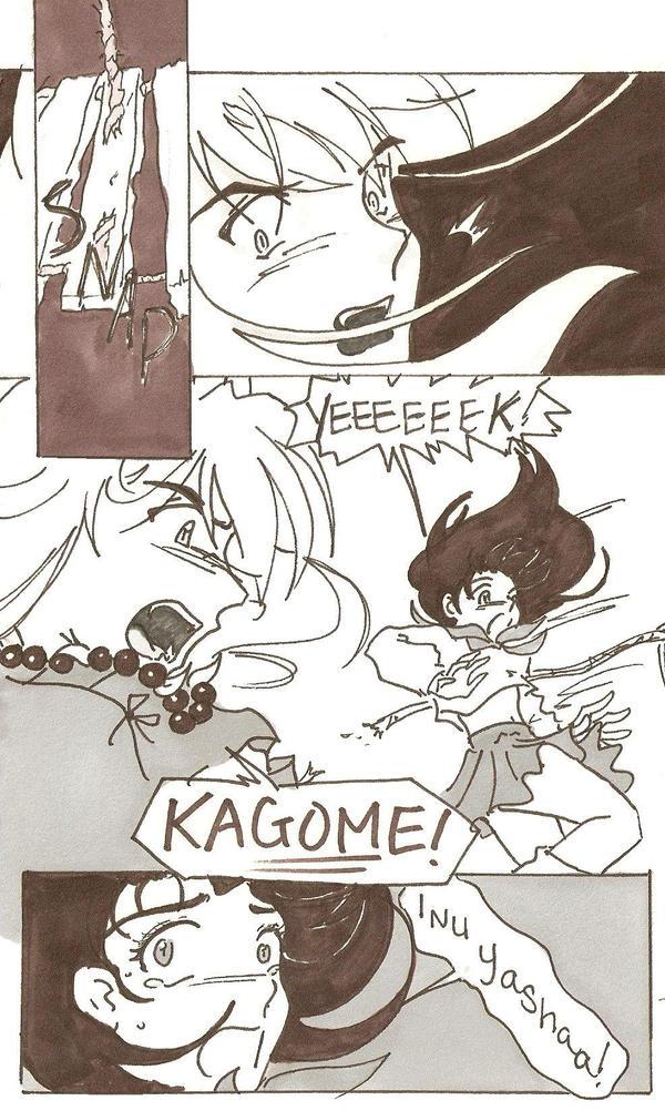 inuyasha comic: