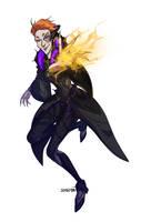 Moira - Overwatch fanart by Atsuko-K