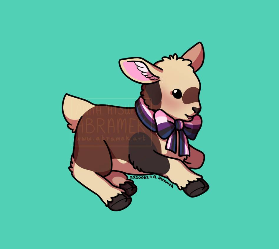 Pride goat