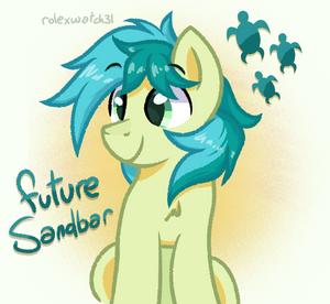 Future Sandbar (MLP FIM)