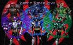 Kamen Rider Kiva FormsWallpape