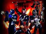 Kamen Rider Hibiki Wallpaper