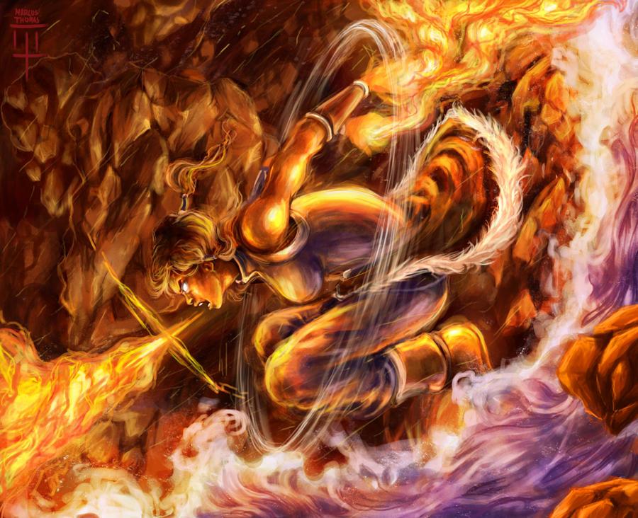 Wrath of the Avatar by MarcusThomas