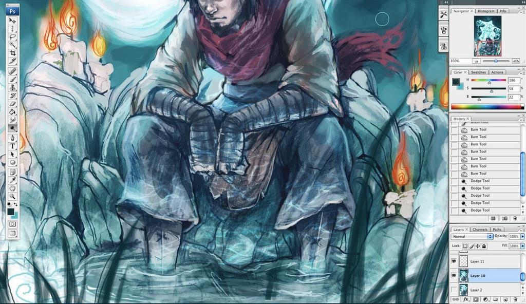 Avatar Wan Screencap Tease 1 by MarcusThomas