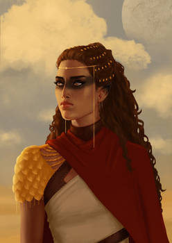 Aferah The Woman