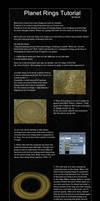 Planet Rings By Psamtik