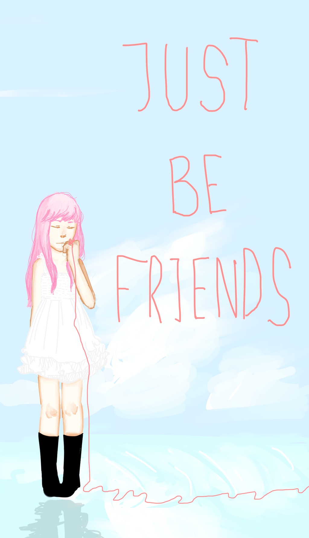 Just Be Friends by galaxytxt